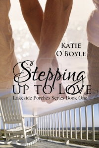 Goddess Fish Promotions Review: Stepping Up To Love by Katie O'Boyle + GIVEAWAY