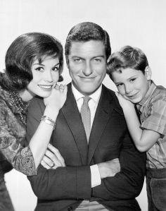 Dick_Van_Dyke_Petrie_family_1963