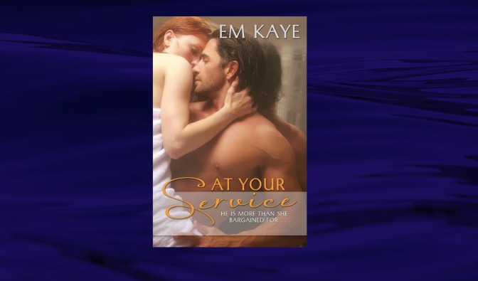 Em Kaye is 'At Your Service'