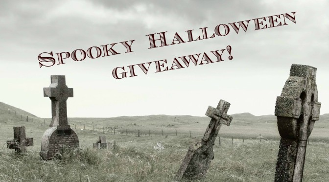 Win spooky books and more for Halloween!